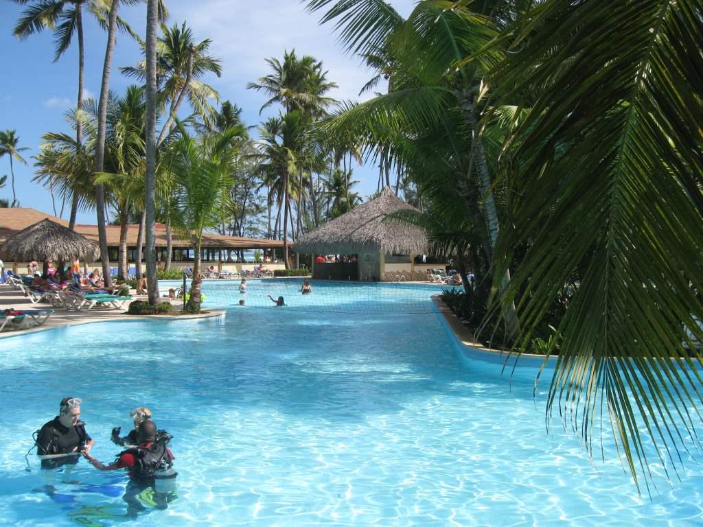 hotel gran palladium punta cana: