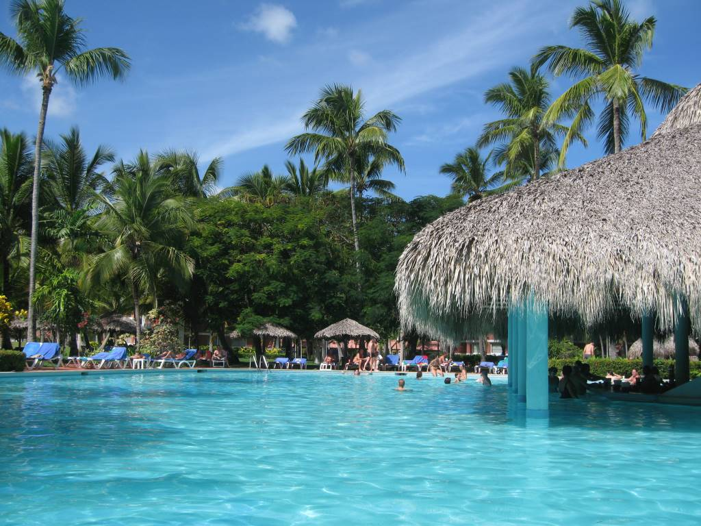 Grand Palladium Bavaro Resort Spa Junior Suites