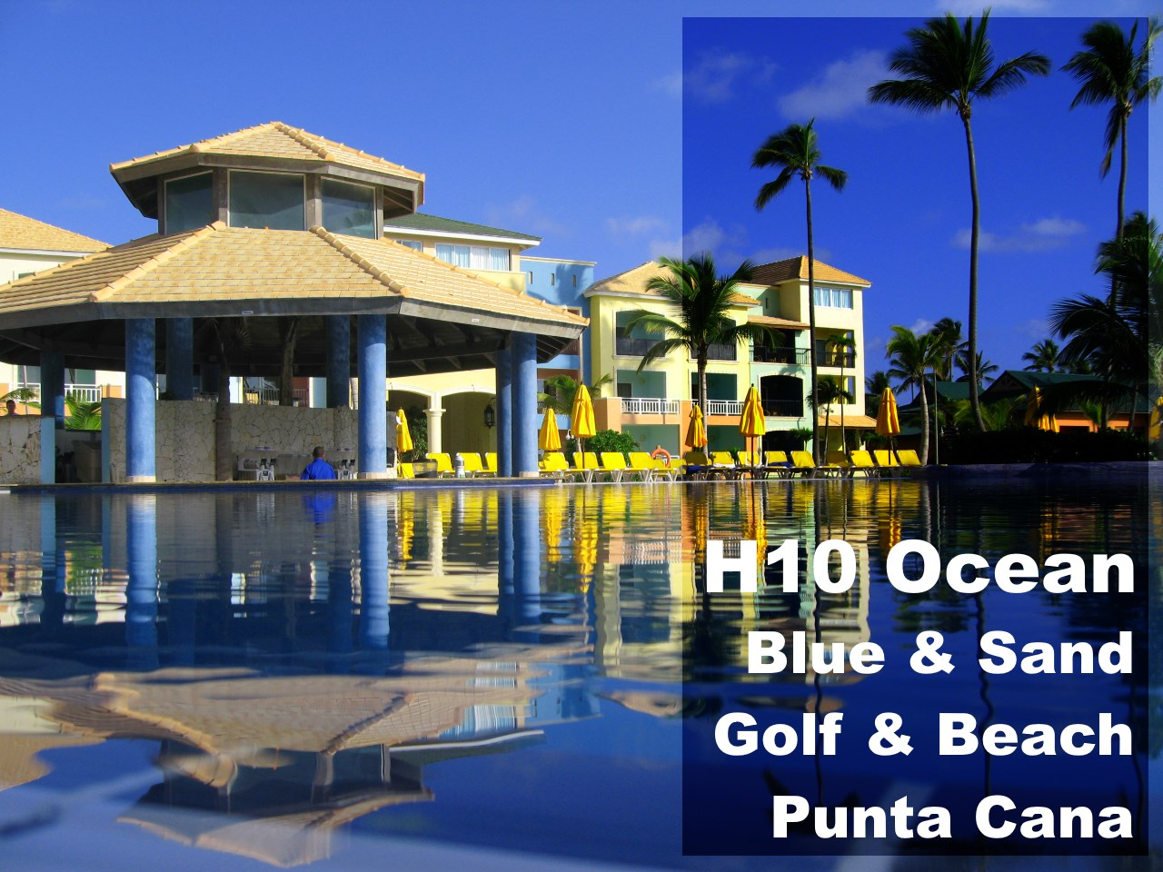Ocean Sand Beach And Golf Resort Punta Cana